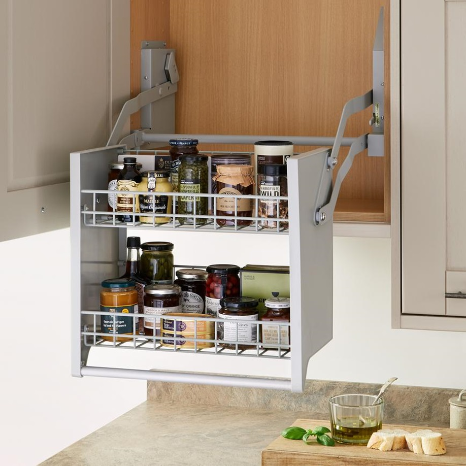 Accessible Kitchen Cabinets Professional Adapted Kitchens Affect Ability